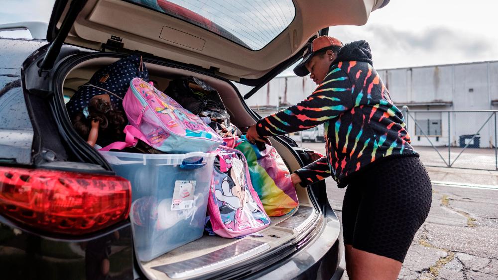 """Nueva Orleans se alista para el """"extremadamente peligroso"""" huracán Ida - Nueva Orleans preparativos huracán Ida"""
