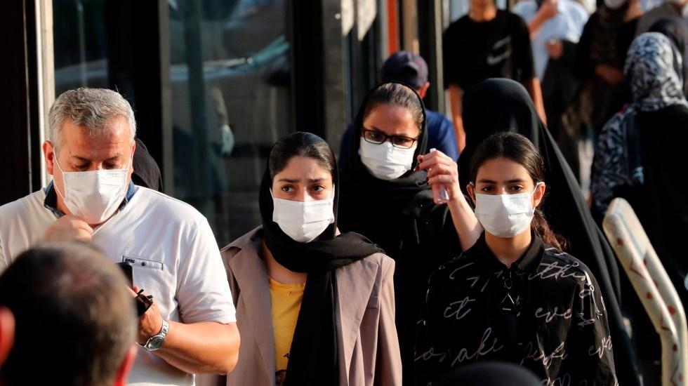 Casos y muertes por COVID-19 en el mundo se estabilizaron en la última semana - Pandemia de coronavirus en Irán