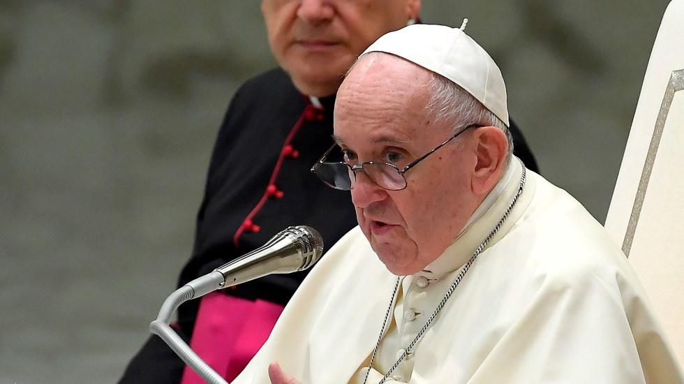 Papa Francisco lamenta que pandemia sembrara desolación y tensión - Papa Francisco lamenta que pandemia sembrara desolación y tensión. Foto de EFE