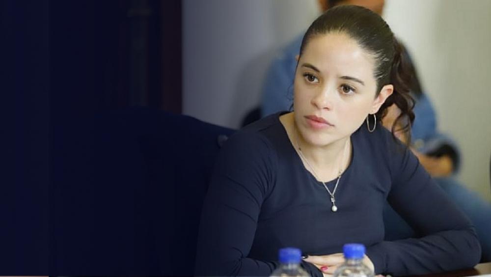 Presidencia de Mesa Directiva del Congreso CDMX solicitó apoyo de policías, quienes agredieron a alcaldes - Patricia Báez Guerrero Mesa Drectiva Congreso CDMX