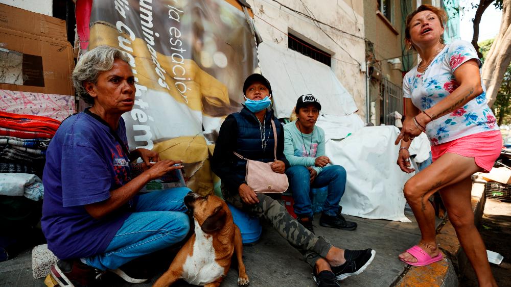 México añade 3.8 millones de nuevos pobres en 2020 por la pandemia - Coparmex pobres pobreza CDMX