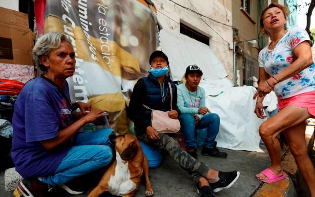 Coparmex cuestiona programas sociales del Gobierno ante aumento de pobreza - Coparmex pobres pobreza CDMX