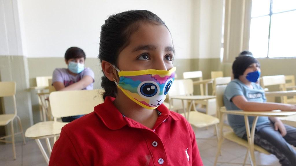Escuelas de México reabren para el regreso a clases presenciales - Regreso a clases presenciales