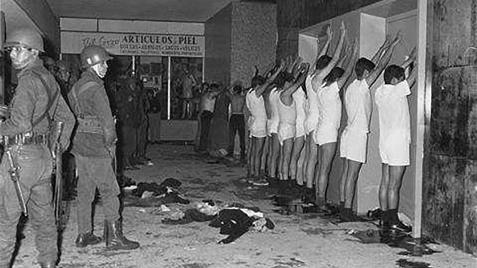 Sedena deberá publicar expediente de exjefe del Estado Mayor Presidencial - Represión estudiantil el 2 de octubre de 1968