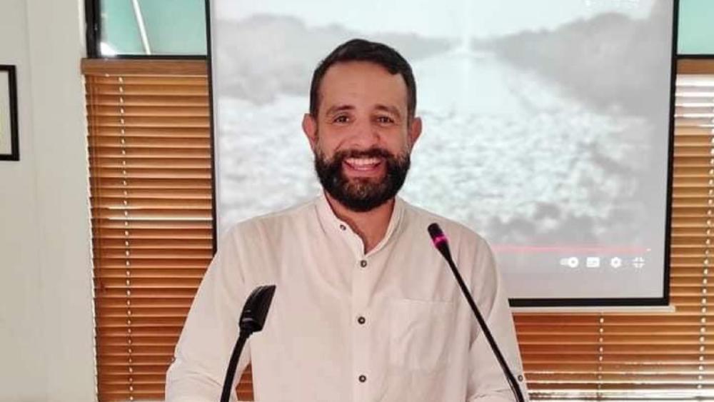 Oposición denuncia arresto de abogado de aspirante presidencial nicaragüense - Roger Reyes abogado