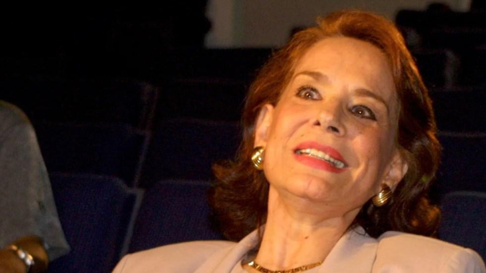 Murió Rosita Quintana, actriz de la época de oro del cine mexicano - Rosita Quintana