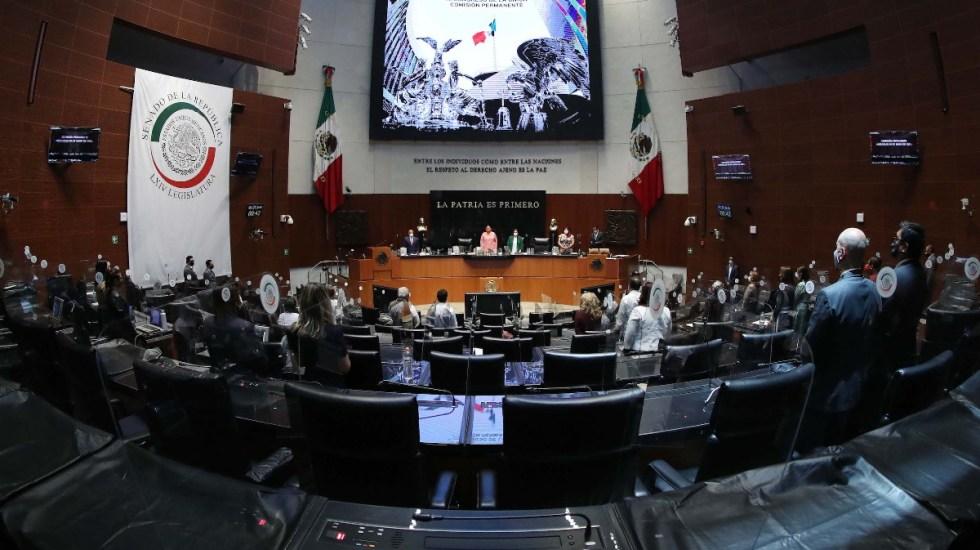 Aprueban segundo periodo extraordinario de sesiones en el Congreso; diputados podrán votar desafueros de Huerta y Toledo - Sesión Comisión Permanente Congreso de la Unión