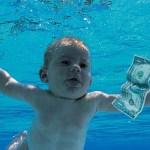 "Bebé de ""Nevermind"" demanda a Nirvana por pornografía infantil"