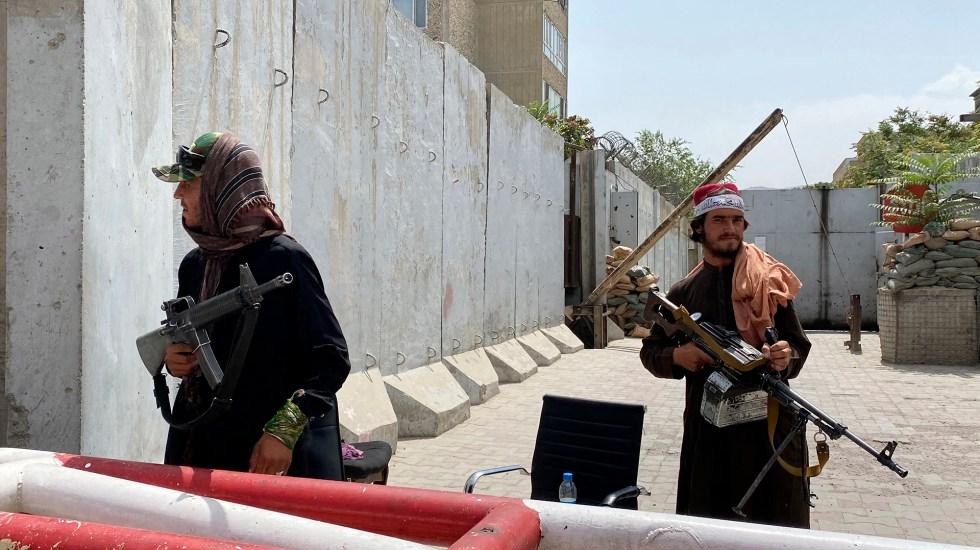 Estados Unidos admite que los talibanes han capturado muchas de sus armas y equipos - talibanes