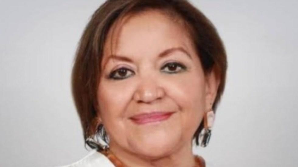 Murió la diputada María Teresa Marú del PT por COVID-19 - María Teresa Marú Teresa Marú Mejía PT Diputada