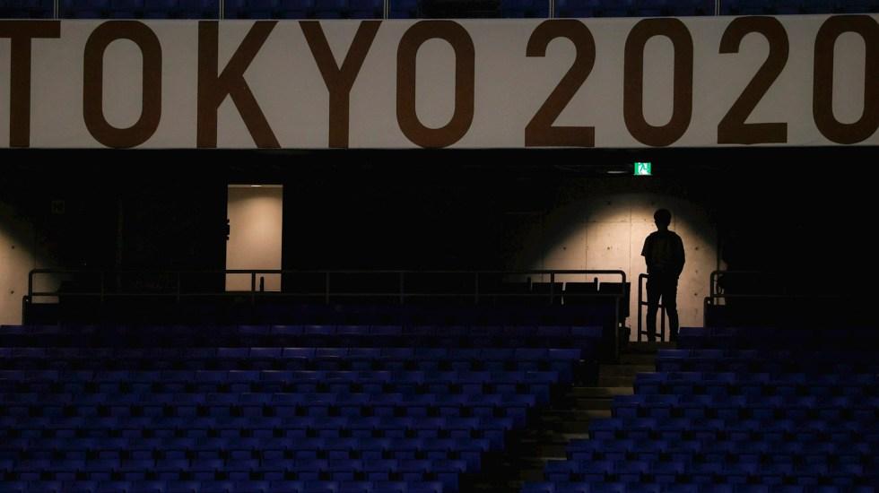 Resultado en Tokio 2020 no es un fracaso, pero tampoco el resultado que esperábamos: Carlos Padilla - Gradas vacías en el encuentro de Cuartos de Final entre Corea del Sur y México, durante los Juegos Olímpicos 2020, en el Estadio Internacional de Yokohama. Foto de EFE/ Miguel Gutiérrez.