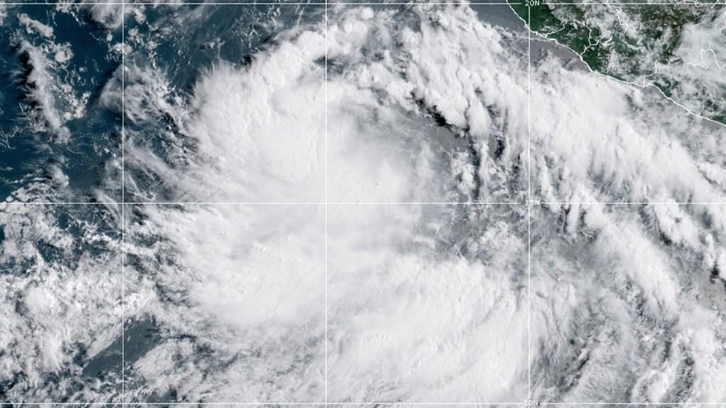 Tormenta tropical Kevin amenaza con convertirse en huracán - Tormenta tropical Kevin
