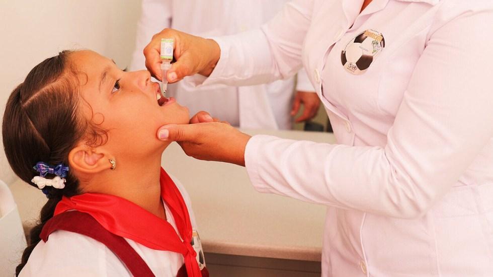 Uganda detecta presencia de poliovirus derivado de la vacuna circulante - Vacunación oral contra la polio