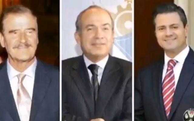 Vicente Fox se burla de la Consulta Popular con canción de MC Hammer - Vicente Fox consulta popular expresidentes mexico