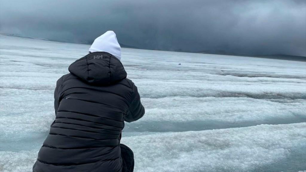 Tour por los glaciares en un súper jeep, por Ivonne Frid - tour por glaciares en islandia