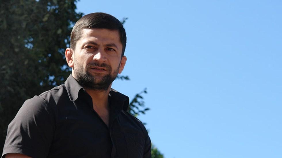 Detienen a primer campeón olímpico de Georgia como sospechoso de asesinato - Zurab Zviadauri