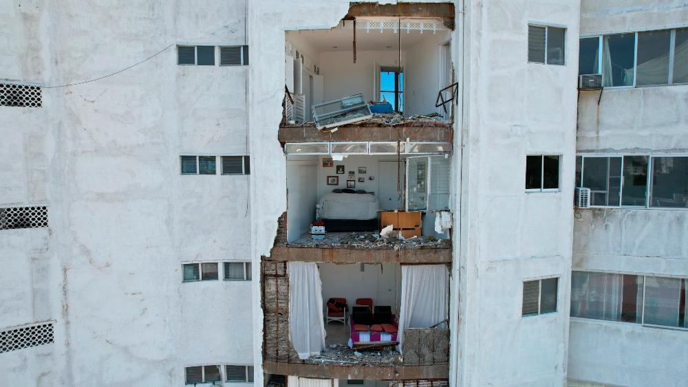 Suman dos muertos por sismo, confirma Astudillo; pide a Gobierno Federal 'poner los ojos' en Guerrero - Acapulco Guerrero sismo 7sep21