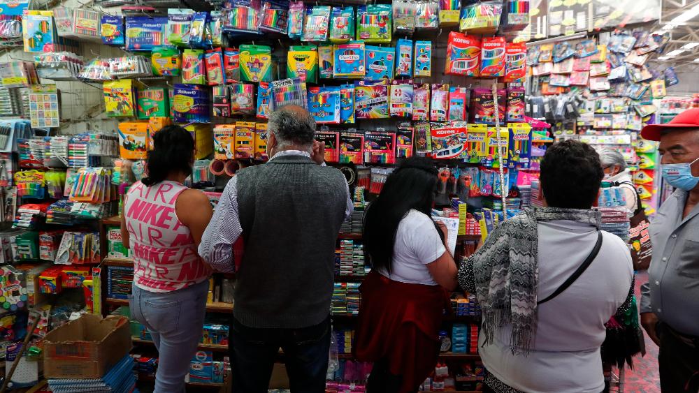 En agosto, actividad económica de México creció 6.8% anual: Inegi - actividad económica México