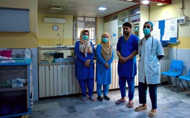 OMS lanza voz de alarma para evitar colapso sanitario en Afganistán - Afganistán colapso sanitario OMS