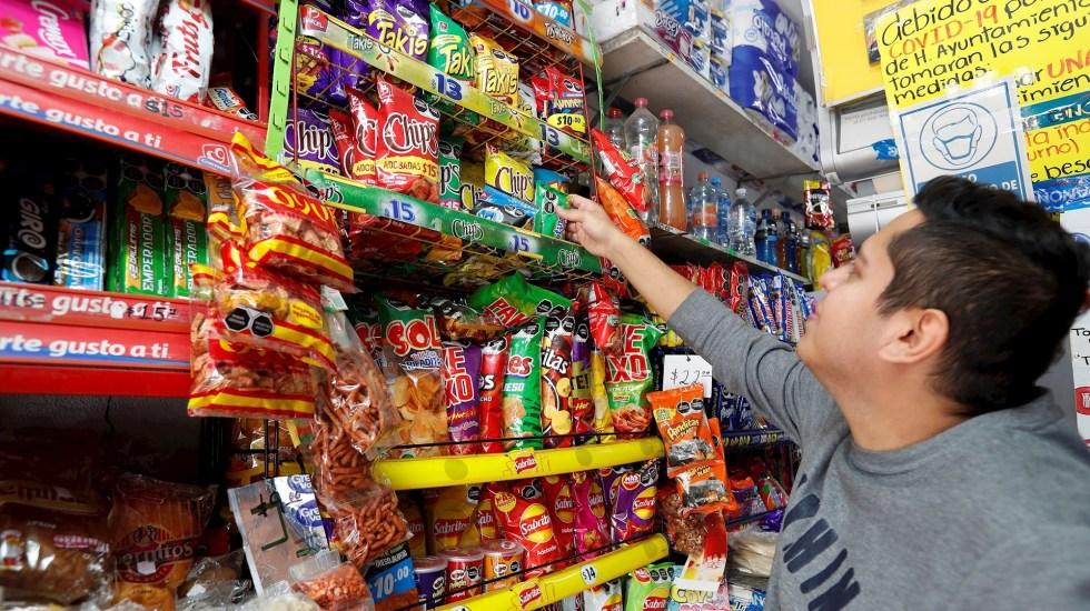Libro señala a industria de alimentos de influir en política y ciencia mexicana - Alimentos México comida alimentación tienda