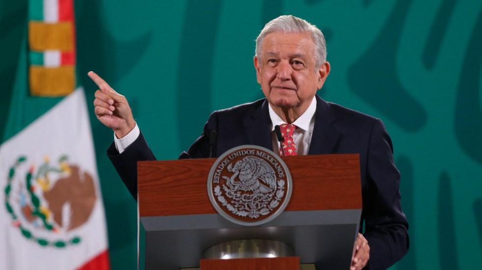 """AMLO asegura que es una """"buena propuesta """" eliminar artículo 33 constitucional - AMLO López Obrador artículo 33"""