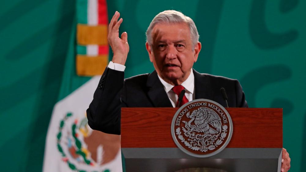 Hay menos polarización e inestabilidad en México: López Obrador - AMLO López Obrador polarización