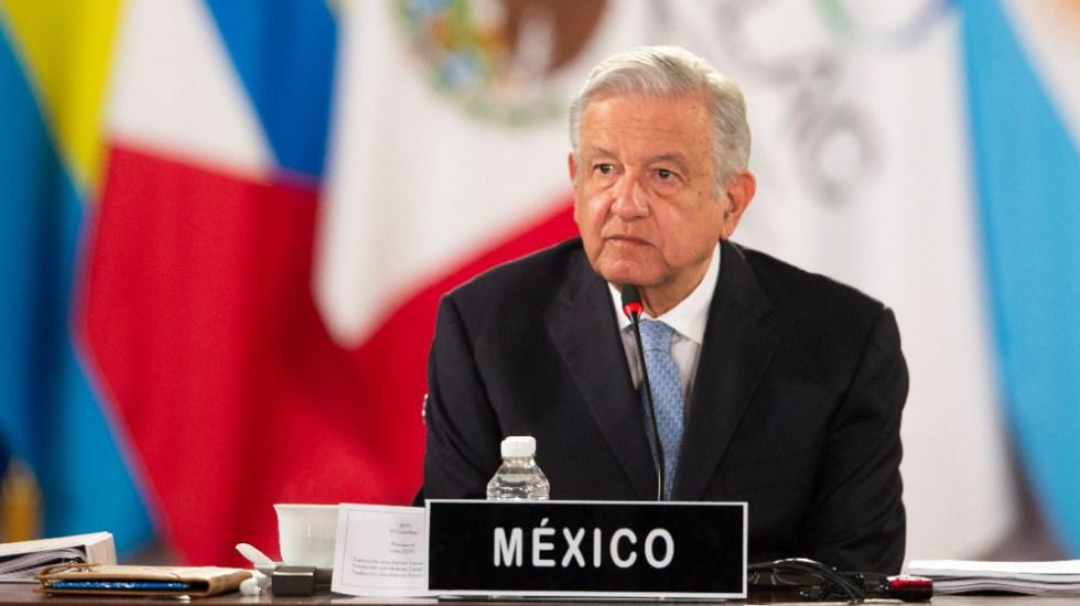 López Obrador rescata ideas de Hugo Chávez para desplazar a la OEA - AMLO López Obrador Celac (1)