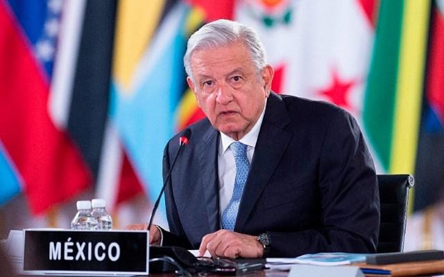 Grupo de venezolanos exiliados declara 'persona non grata' a López Obrador - AMLO López Obrador Celac