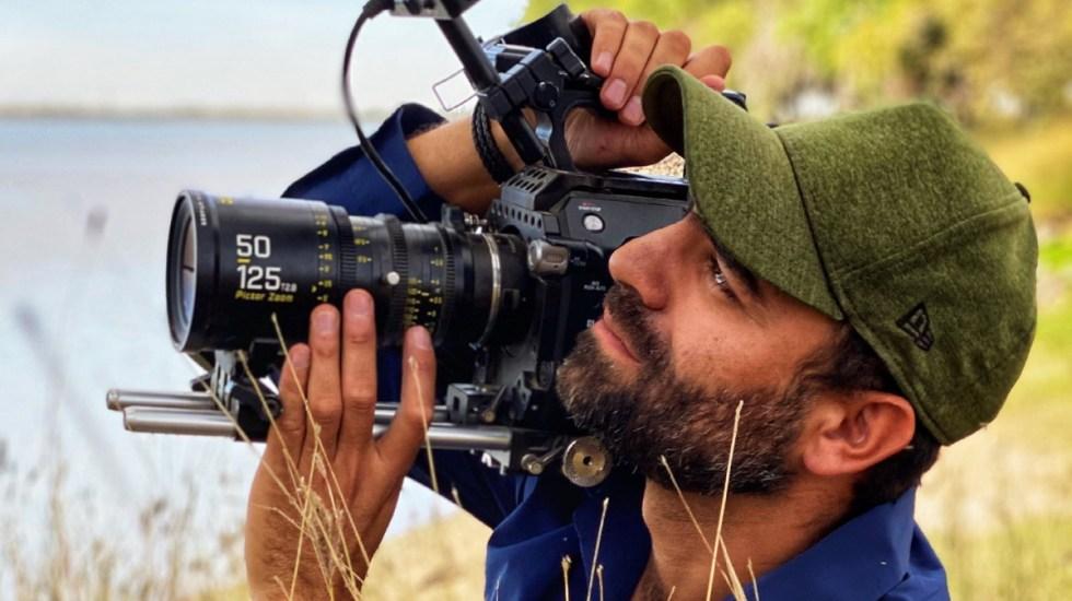 Ambientalista Arturo Islas Allende se queda varado cerca de Isla Tiburón - Arturo Islas Allende