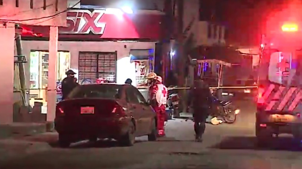 Asesinan en Guadalupe, Nuevo León, a seis personas en dos ataques - Asesinato de cuatro hombres en Guadalupe, Nuevo León