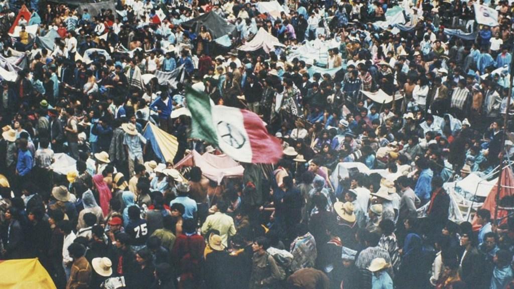 Avándaro, el gran hito de la historia del rock mexicano - Avándaro, el gran hito de la historia del rock mexicano. Foto de Secretaría de Cultura