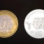 Banxico lanza 6 monedas conmemorativas a Tenochtitlán, Conquista e Independencia
