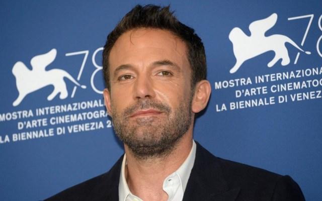 Ben Affleck se considera feminista en el Festival de Cine de Venecia - Ben Affleck actor