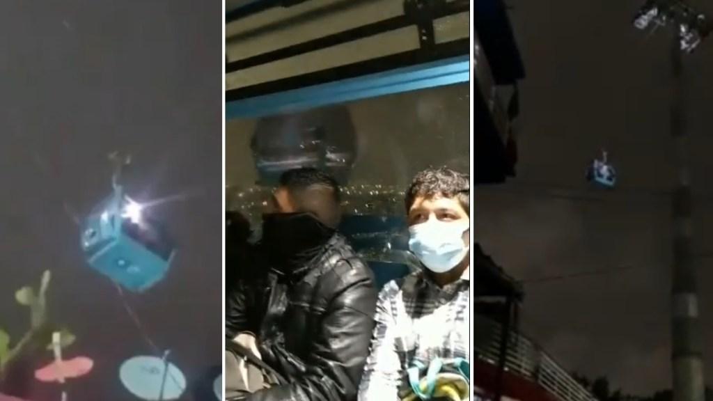 Cablebús sismo temblor ciudad de méxico