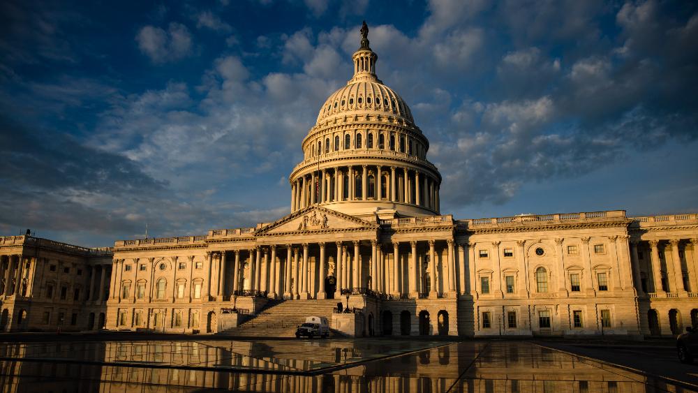 Senado de EE.UU. aprueba iniciativa para evitar cierre de Gobierno - Capitolio Congreso EEUU Senado Cámara de Representantes