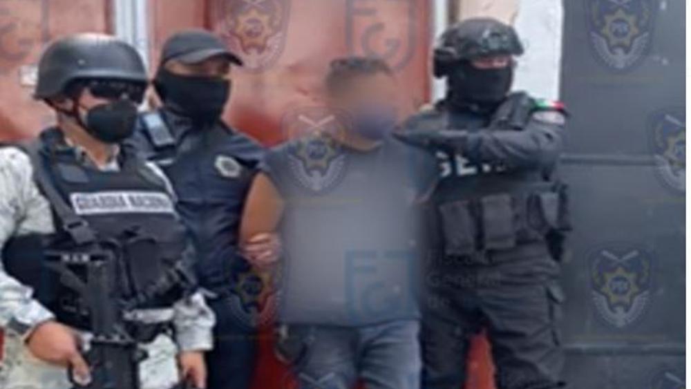 Aseguran droga y a sujeto tras cateo en la Gustavo A. Madero - cateo colonia Chalma de Guadalupe GAM CDMX 5