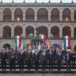 AMLO pide construir comunidad económica en América similar a la Unión Europea durante la Celac