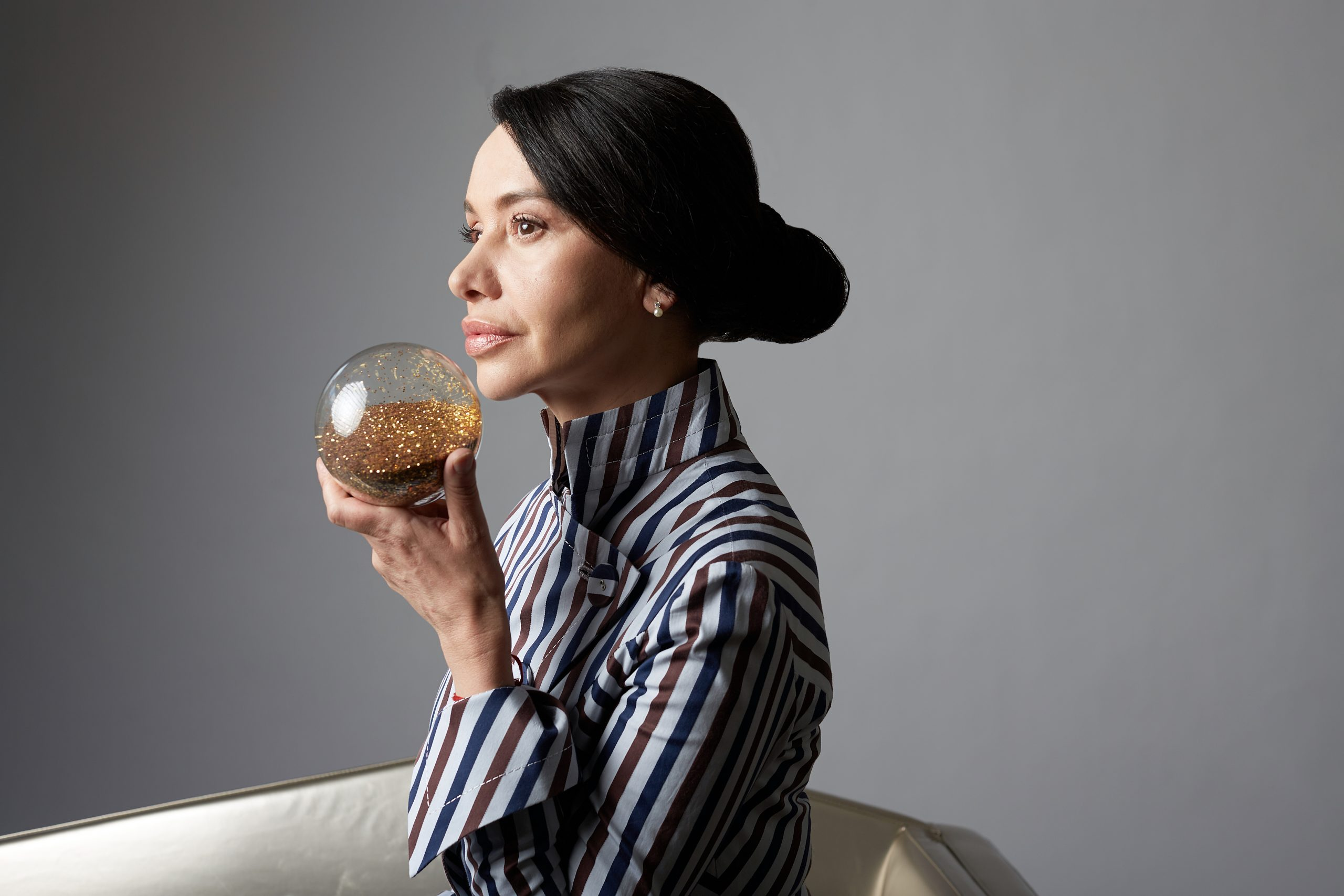 Chef Martha Ortiz.