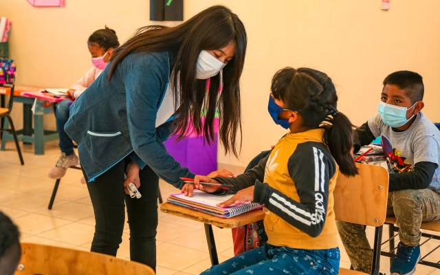 México, el segundo país con menos clases presenciales por pandemia - Clases presenciales en México con medidas sanitarias