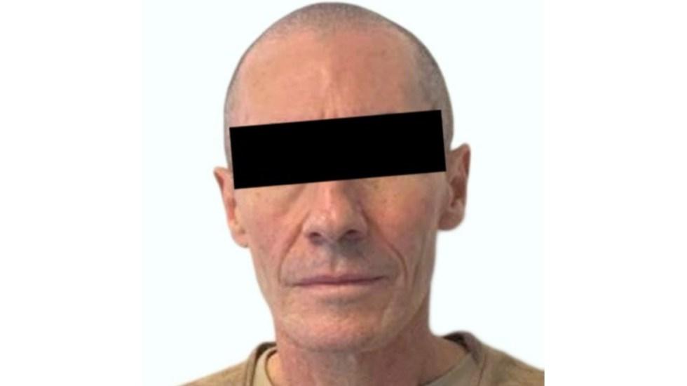 """México extradita a Chile al """"Comandante Emilio"""", secuestrador de Diego Fernández de Cevallos - Comandante Emilio extradición Chile"""