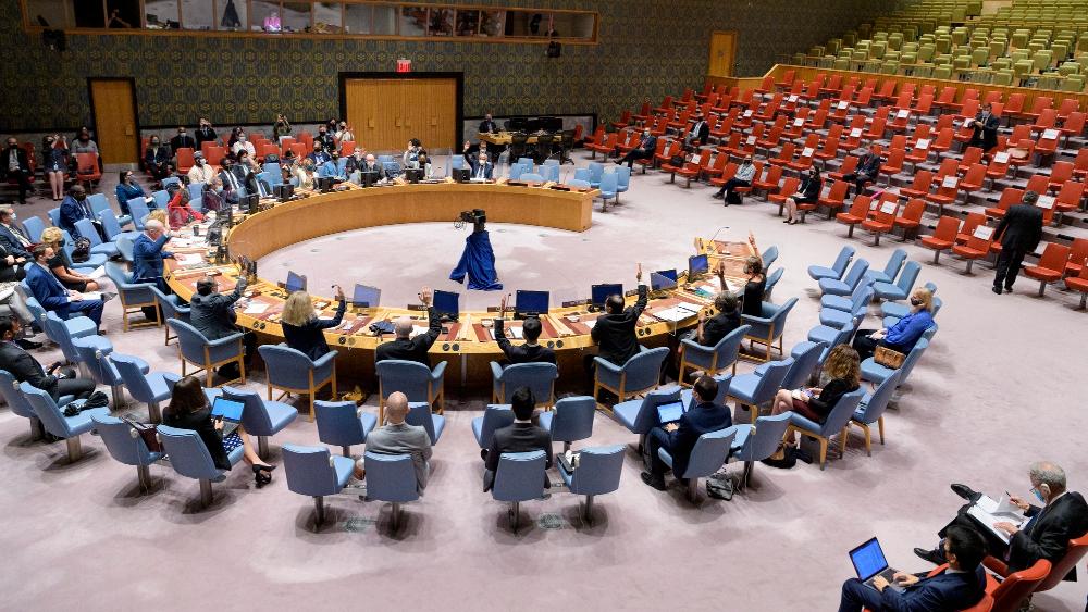 AMLO analiza asistir en noviembre al Consejo de Seguridad de la ONU - Consejo de Seguridad de la ONU