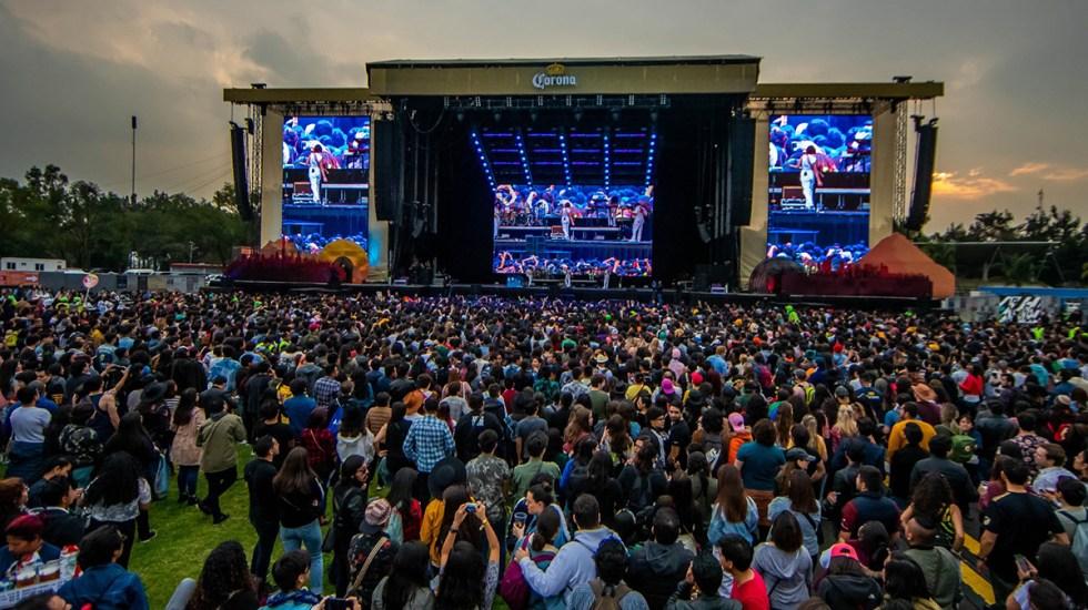 Ciudad de México sí albergará Corona Capital; será en noviembre - Corona Capital