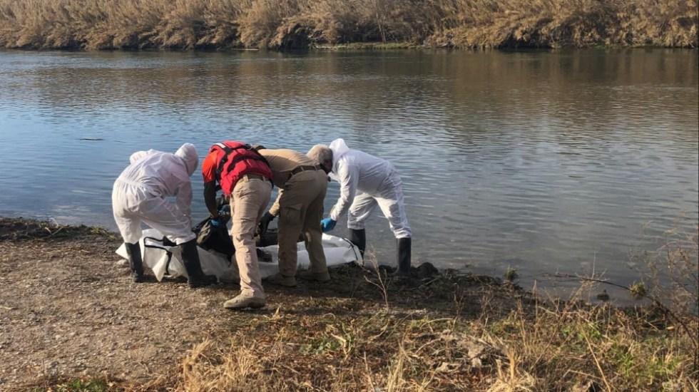 Grupos Beta recuperan 46 cuerpos de migrantes en lo que va de 2021 - cuerpos migrantes Grupos Beta INM