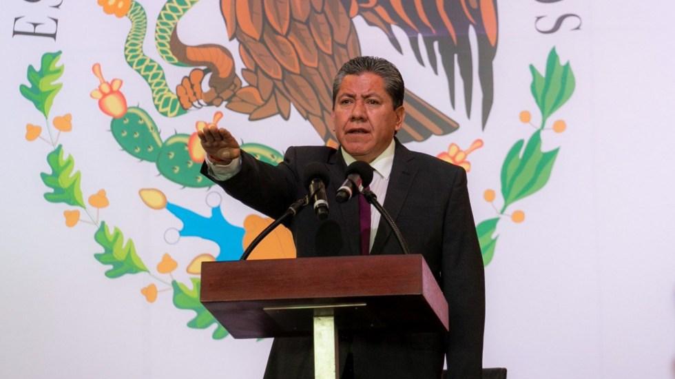 David Monreal toma protesta como gobernador de Zacatecas - David Monreal Ávila