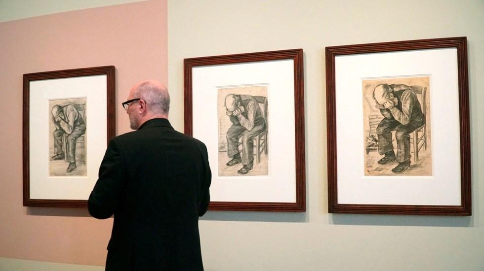 Descubren nuevo dibujo de Vincent van Gogh de 1882 - Dibujos de Vincent van Gogh