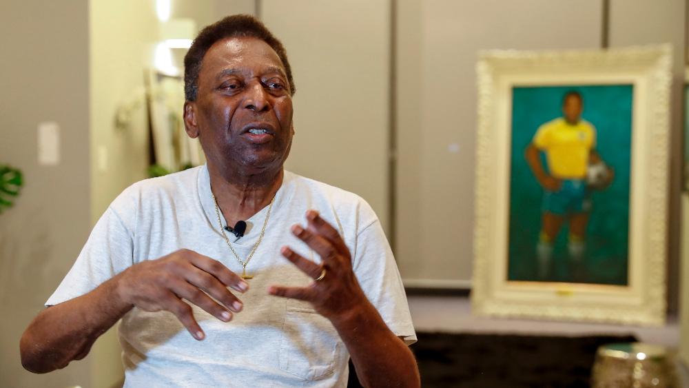 Pelé, ingresado desde hace 6 días en un hospital tras exámenes de rutina - Edson Arantes do Nascimento Pelé