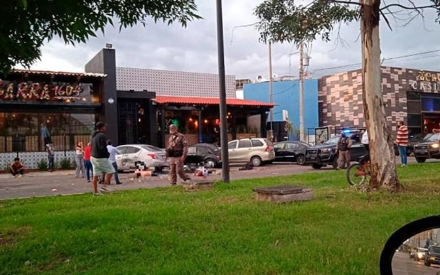 Fiscalía de Guanajuato identifica a presuntos autores de ataque con explosivo en Salamanca - explosión Salamanca restaurant Guanajuato