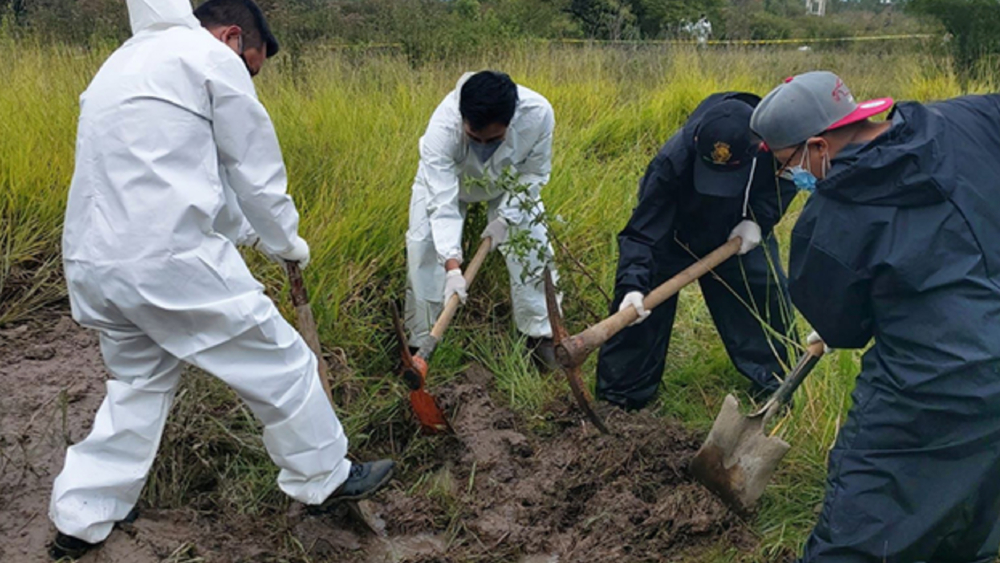 En Chiapas, hallan tres cuerpos desmembrados en fosa clandestina - fosa clandestina Chiapas Comitán