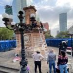 #Video Renombran Glorieta de Colón como Glorieta de las mujeres que luchan - Renombran Glorieta de Colón como Glorieta de las mujeres que luchan. Foto de Facebook Antimonumenta Vivas nos Queremos