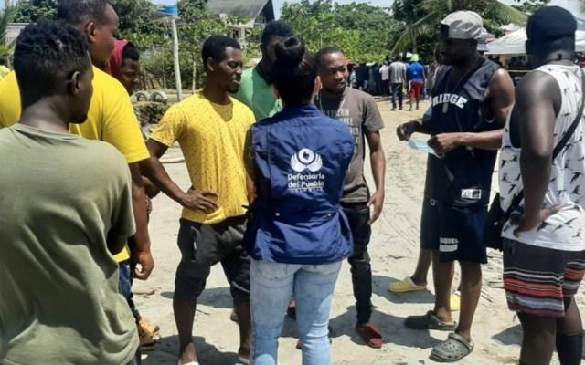 Unos 19 mil haitianos están varados en frontera de Colombia y Panamá - haitianos Colombia migrantes